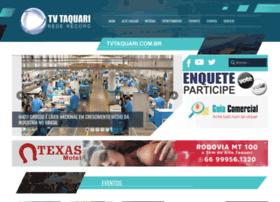 tvtaquari.com.br