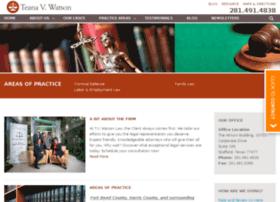 tvwatsonlaw.com