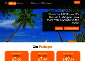 tvwhenaway.co.uk