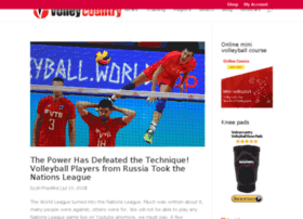 tw.volleycountry.com