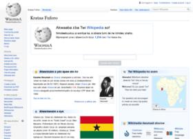 tw.wikipedia.org