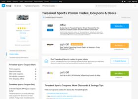 tweakedsports.bluepromocode.com