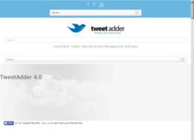 tweeadder.com