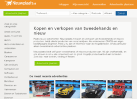 tweedehands.nieuwplaats.nl