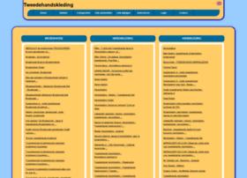 tweedehandskleding.allepaginas.nl
