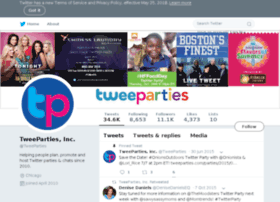 tweeparties.com