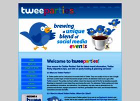 tweeparties.com