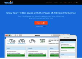 tweepi.com