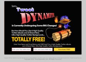 tweet-dynamite.com