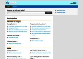 tweetadder.freshdesk.com