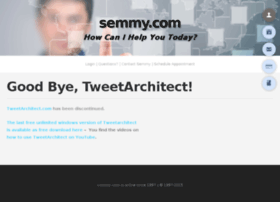 tweetarchitect.com