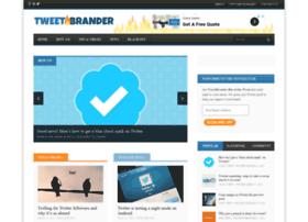 tweetbrander.com