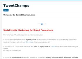 tweetchamps.com