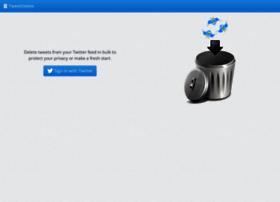 Tweetdelete.net
