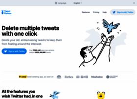 tweetdeleter.com