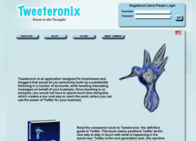 tweeteronix.com