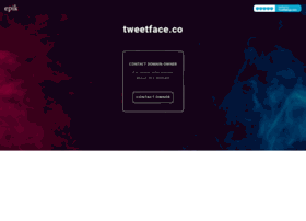 tweetface.co