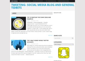 tweeting.com