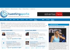tweetingsports.com