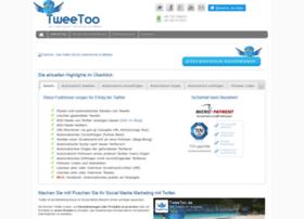 tweetoo-app.de