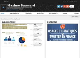tweets.maximebaumard.com