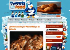 tweetsandfood.lasprovincias.es