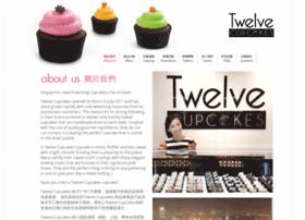 twelvecupcakes.com.hk