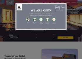 twentyfourtechhotel.com