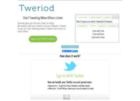 tweriod.com