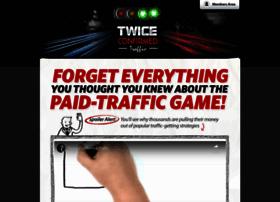 twiceconfirmedtraffic.com