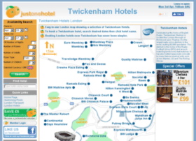 twickenhamhotels.com