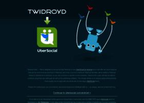 twidroid.com