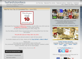 twifanfictionrecs.com
