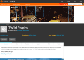 twikiplugins.sf.net