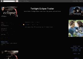 twilight-eclipse.movie-trailer.com