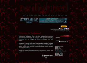 twilighted.net