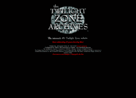 twilightzone.org