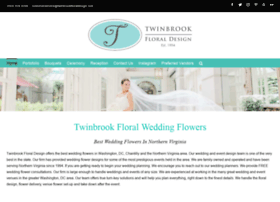 twinbrookfloraldesignweddings.com