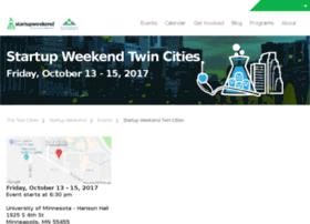 twincities.startupweekend.org