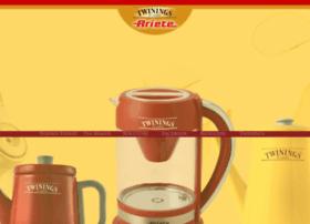 twinings.ariete.net