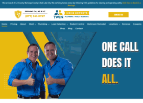 twinplumbing.com