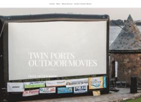 twinportsoutdoormovies.com