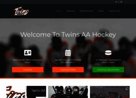 twinsaahockey.com