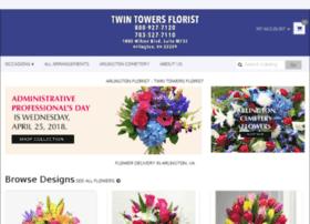 twintowersflorist.com