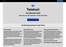 twishort.com