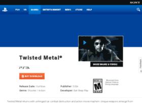 twistedmetal.com