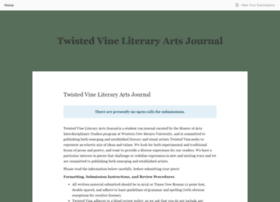 twistedvineliteraryjournal.submittable.com