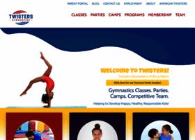 twistergymnastics.com