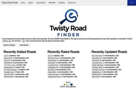 twistyroadfinder.com