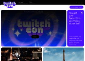 twitchcon.com